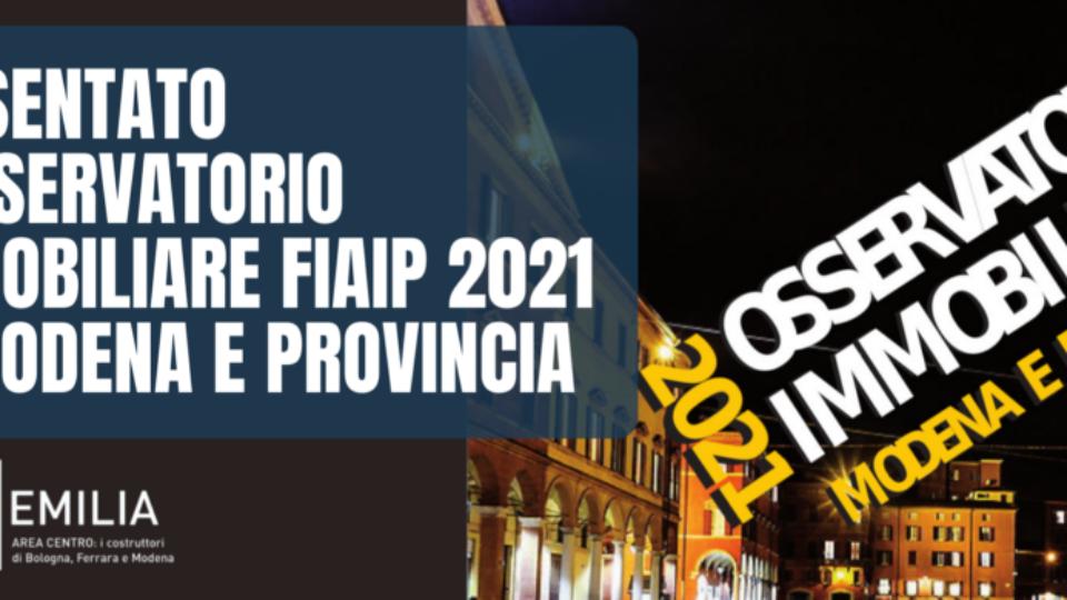 FIAIP Modena 2021